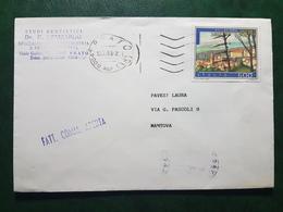 (19001) STORIA POSTALE ITALIA 1988 - 1946-.. République