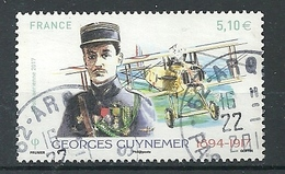 FRANCIA 2017 - Georges Guynemer . Cachet Rond - France