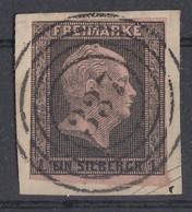 Preussen Minr.2 Briefstück Nr.-St. 337 Dortmund - Preussen