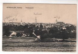 +2744, Feldpost, Strzelin, (deutsch Strehlen) Ist Eine Stadt In Der Polnischen Woiwodschaft Niederschlesien. - Pologne