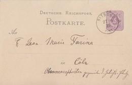 DR Ganzsache K1 Bitburg 27.6.76 - Deutschland