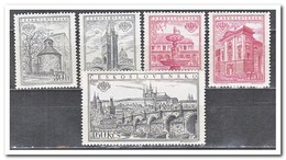 Tsjechoslowakije 1955, Postfris MNH, International Stamp Exhibition PRAGA - Tsjechoslowakije