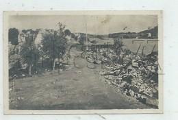 Conflans-Sainte-Honorine (78) : Maisons Détruites Quai De L'Oise Après Les Bombardements En 1944 PF - Conflans Saint Honorine