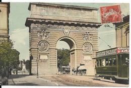 Montpellier - Arc De Triomphe - Montpellier