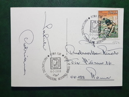 (19022) STORIA POSTALE ITALIA 1988 - 6. 1946-.. Repubblica