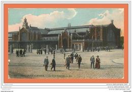 A698 / 495 62 - BOULOGNE SUR MER La Gare Centrale - Boulogne Sur Mer