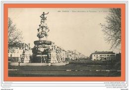 A698 / 611 65 - TARBES Place Marcadieu Et Fontaine - Tarbes