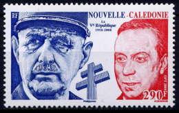 NCE - 1054** - CINQUANTENAIRE DE LA Vè REPUBLIQUE - Nouvelle-Calédonie