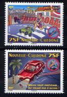 NCE - 1113/1114** - SECURITE ROUTIERE - Nouvelle-Calédonie