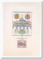 Tsjechoslowakije 1968, Postfris MNH, 50 Years Of Czechoslovakian Stamps - Tsjechoslowakije