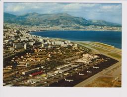 Vintage Rppc Air France Caravelle, Vickers Viscount Fokker F-27 @ Nice Airport - 1919-1938: Between Wars