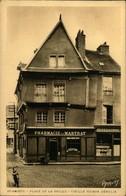 N° 1684 RRR  DID4 SAINT BRIEUC PLACE DE LA GRILLE VIEILLE MAISON DEMOLIE - Saint-Brieuc
