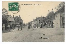 VILLEHARDOUIN Rue DUAIRE Val D'AUZON Aube Près Brienne Le Château Piney Lusigny Vendeuvre Sur Barse Troyes En Champagne - France