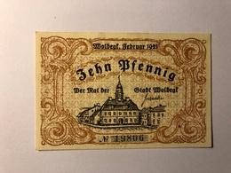 Allemagne Notgeld Wolbegl 10 Pfennig - [ 3] 1918-1933 : République De Weimar