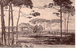 LA LANDE PITTORESQUE - UNE FERME - Andere Gemeenten