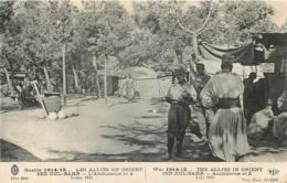 LES ALLIES EN ORIENT SED DUL BAHR AMBULANCE N°2 - War 1914-18