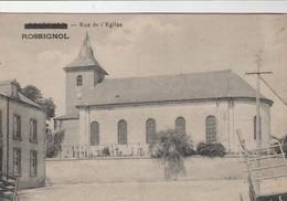 Rossignol , Rue De L'église  , ( Edit Lallemand ,Marbehan  ) - Tintigny