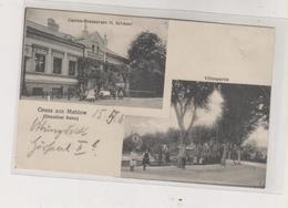 GERMANY MAHLOW CASINO RESTAURANT H,SCHEUER Nice Postcard - Blankenfelde