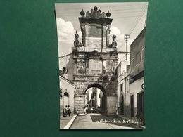 Cartolina Andria - Porta S. Andrea - 1960 Ca. - Bari