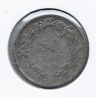 ALBERT I * 50 Cent 1910 Frans * Nr 9898 - 1909-1934: Albert I