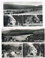 Lot 2 AK Bad Münder/Deister, OT Nienstedt, Jeweils 3 Ansichten 1957 - Allemagne
