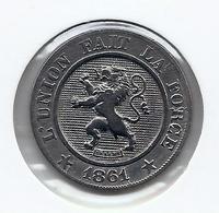 LEOPOLD I * 10 Centiem 1861 * Z.Fraai * Nr 9895 - 1831-1865: Léopold I
