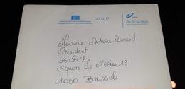 Comitè économique Et Social Europeen EESC EUROPEAN PARLIAMENT Parlement Europeen European Union Belgium 2017 - Idee Europee