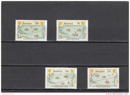 Jamaica Nº 770 Al 773 - Jamaica (1962-...)