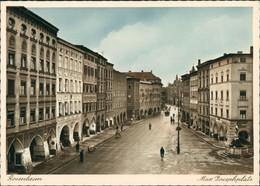 Ansichtskarte Rosenheim Max Josephplatz 1934 - Rosenheim