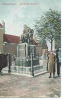's-Gravenhage - Standbeeld Spinoza - 4 Electrochromie H.S. Speelman - Den Haag ('s-Gravenhage)