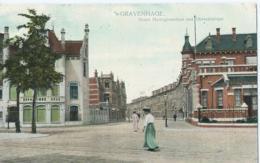 's-Gravenhage - Groot Hertoginnenlaan Met Obrechtstraat - 1910 - Den Haag ('s-Gravenhage)