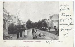 Winschoten - Nieuweweg - 198 - Photogravure S. Bakker - 1901 - Winschoten