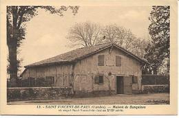 Saint-Vincent-de-Paul:Maison De Banquines - Autres Communes