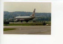 A Saisir - Aviation - Photographie Originale - RAM  - Voir Photos - Personnes Anonymes