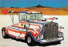 Camion Illustrateur Alain Bertrand Nugeron H 396 - Camions & Poids Lourds