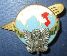 Régiment De Livraison Par Air, Dos Lisse Plat, 2 Pontets - Armée De Terre
