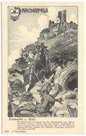 Drachenfels A Rhein Unused - W. Fülle Barmen - Fairy Tales, Popular Stories & Legends