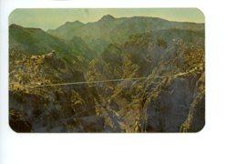 A Saisir - Etats Unis - Aerial View Of The World S Higest Bridge Spanning Royal Gorge - 1966 - Voir Photos - Etats-Unis