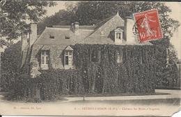 CP 64 - Arthez D'Asson Château Des Mines D'Angosse - France