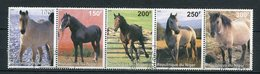Niger  Nr. ?       O   Used      (001) Pferde, Horses - Horses