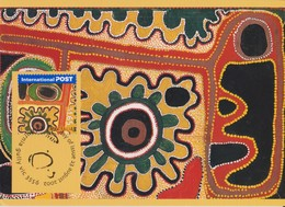 Australia 2002 International Greetings $ 1.65 Abo Art Maximum Card - Maximum Cards