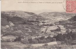 VOSGES - 120 05 - Environs De Plombières -  Vallée De La Moselle, Prise De La Beuille - Plombieres Les Bains