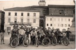 Moto C.1930 Orione ? - Carte Photo - Milano ? 20125 - Motos