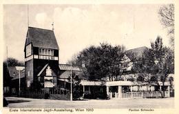 AUSTRIA / WIEN - 1910 : ERSTE INTERNATIONALE JAGD AUSSTELLUNG / EXPOSITION De CHASSE / HUNTING EXHIBITION (aa611) - Caccia