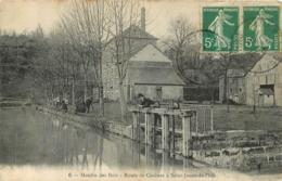 MOULIN DES BOIS ROUTE DE CAULNES A SAINT JOUAN DE L'ISLE - France