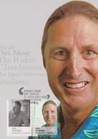 Australia 2010 Australian Legends Of The Written Word,Tim Winton, Maximum Card - Maximum Cards