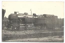 TRAIN - LOCOMOTIVES DE L'EST - Machine Tender 141-703 - Tramways