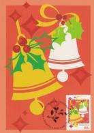 Australia 2012 Christmas,Christmas Bells, Maximum Card - Maximum Cards