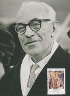 Australia 2012 Nobel Prize Winners.John Carew Eccles, Maximum Card - Maximum Cards