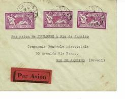 AVIATION , BRESIL, FRANCE - RIO DE JANEIRO,1928 - Brazil